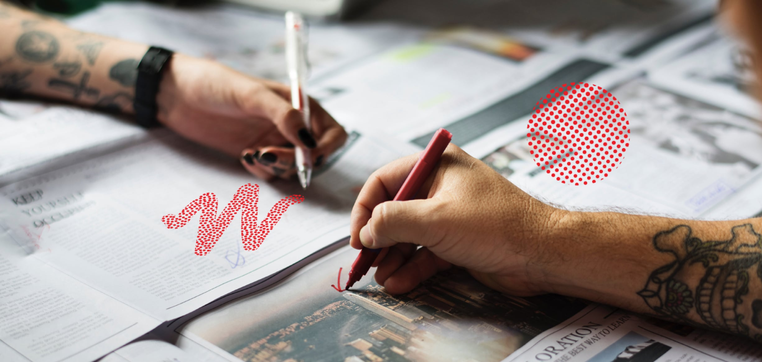 Copywriters & Designers: Who Leads?